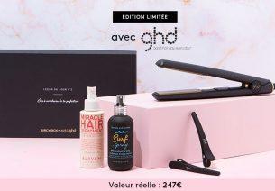 """""""Prêt-à-coiffer"""" la nouvelle édition limitée de Birchbox en collaboration avec ghd"""
