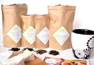 Le Tea Tasting Club - Mars 2016