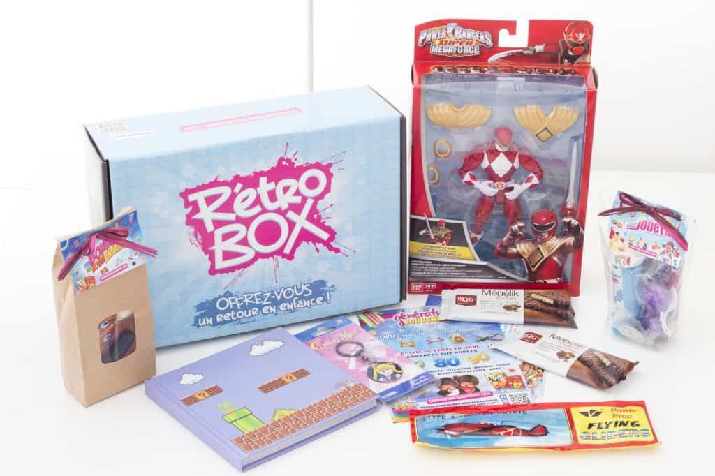 Rétro Box - Juillet 2016