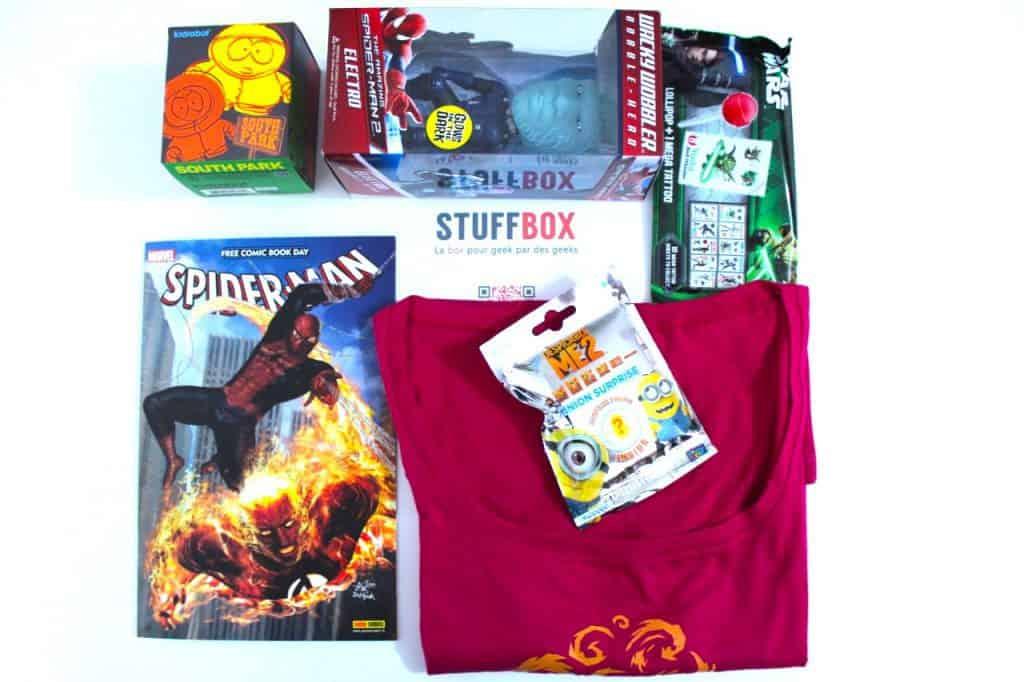 StuffBox - Mai 2014