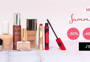 Summer Soldes chez Birchbox : Jusqu'a - 60 % sur le e-shop