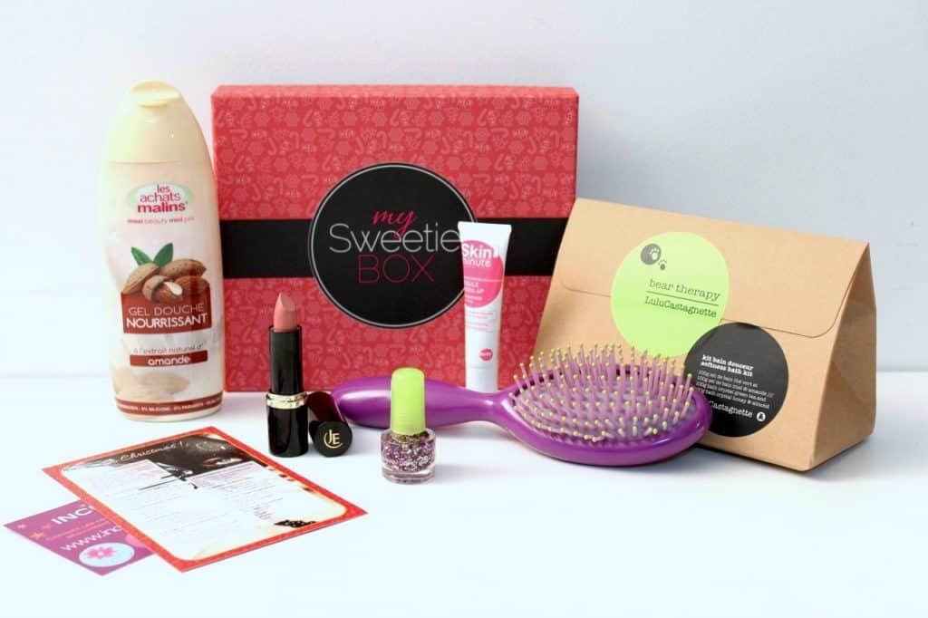 My Sweetie Box - Décembre 2013