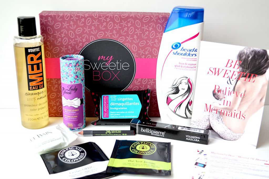 My Sweetie Box - Novembre 2014