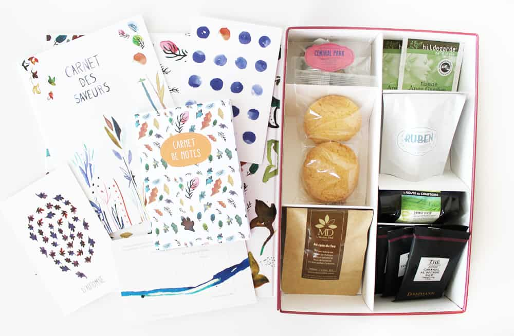 La Thé Box - Octobre 2014