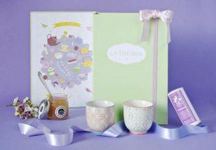 "La Thé Box - ""Tea Time"""