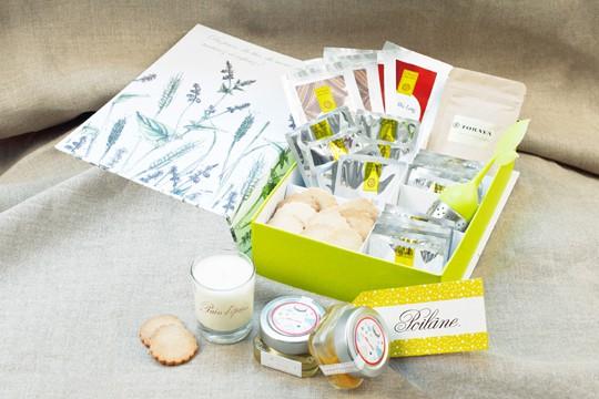 La Thé Box - Edition Poilâne