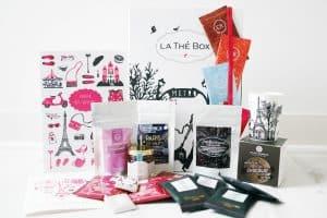 La Thé Box - Octobre 2015