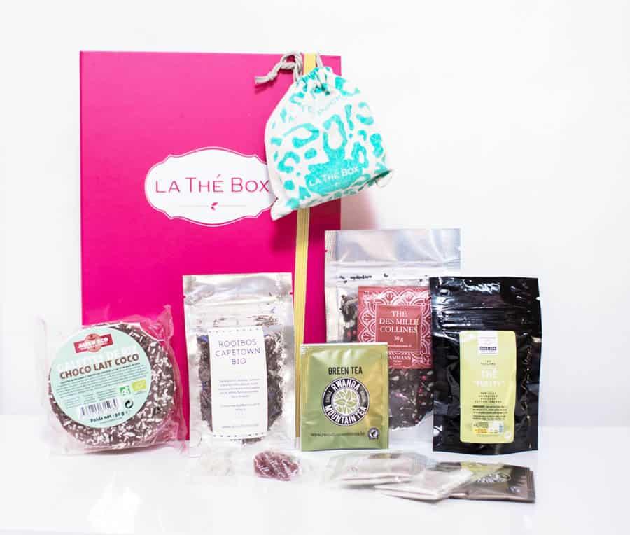 La Thé Box - Janvier 2014