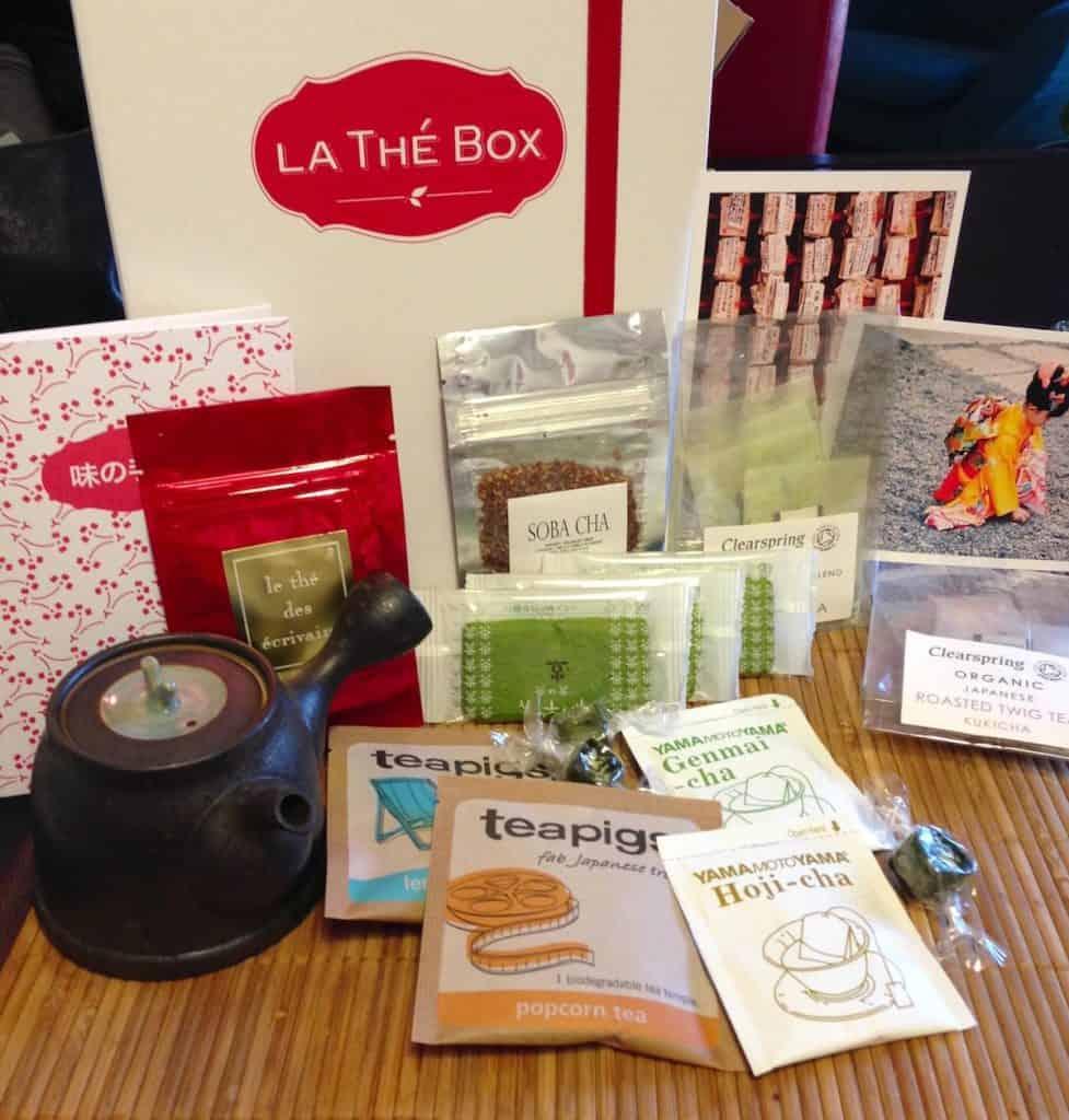 La Thé Box - Mai 2013