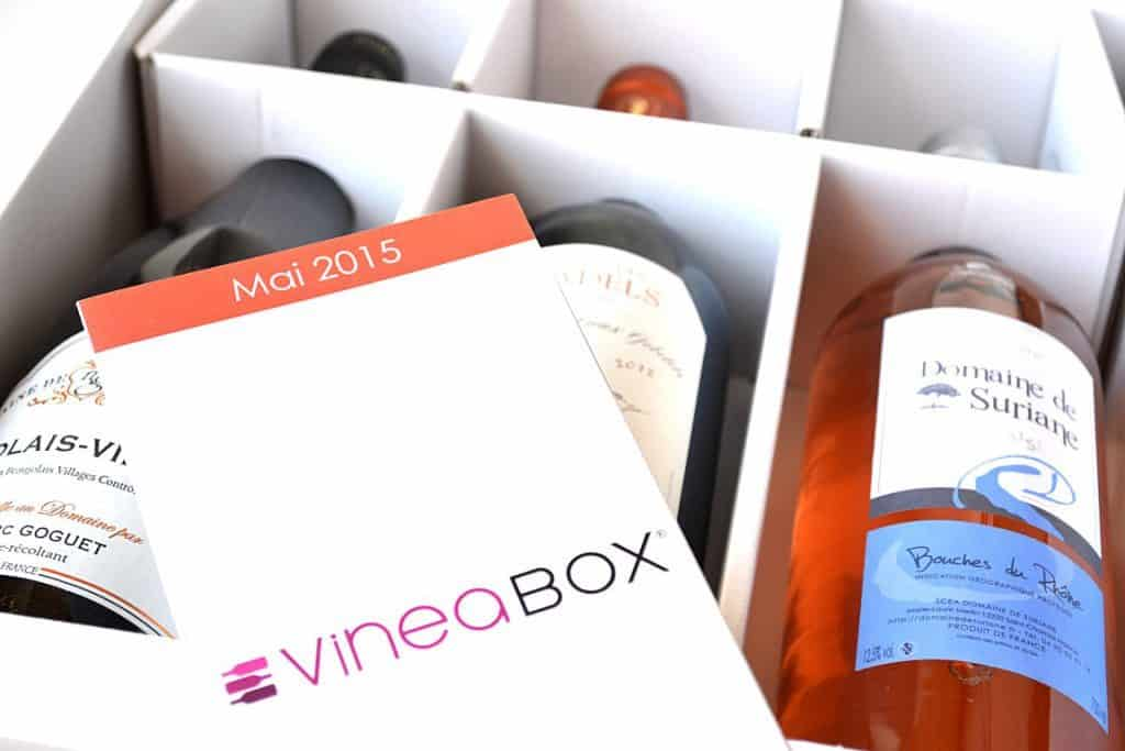 VineaBox - Mai 2015