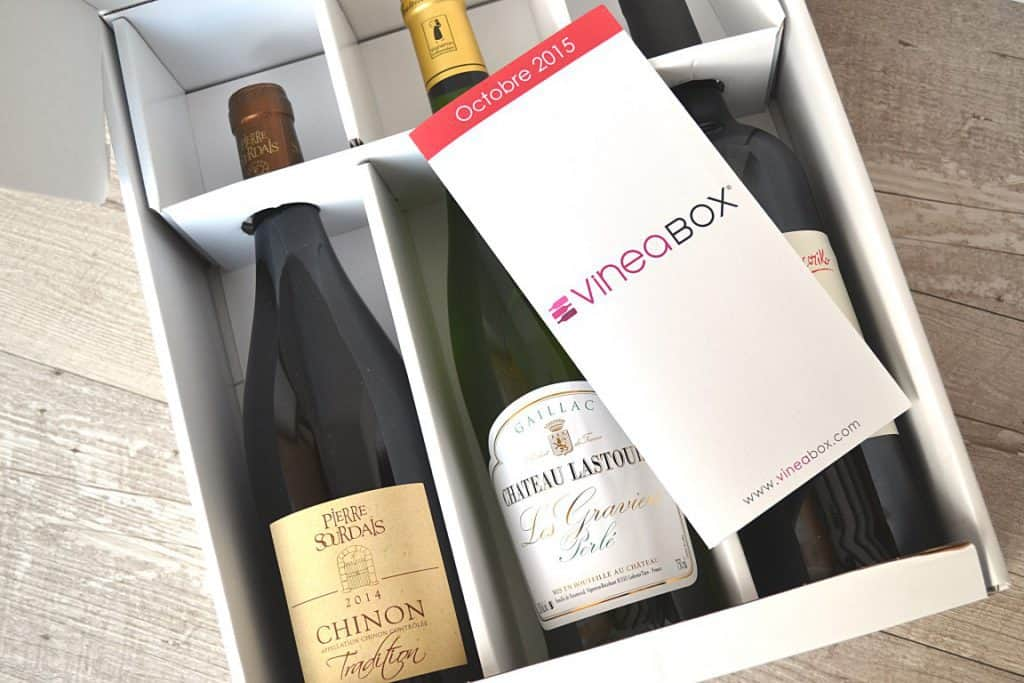 VineaBox - Octobre 2015
