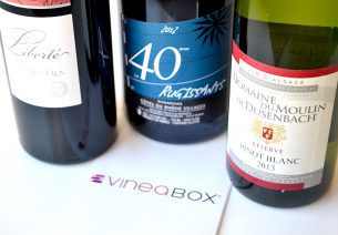 VineaBox - Octobre 2014