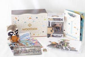 Wootbox - Juin 2016