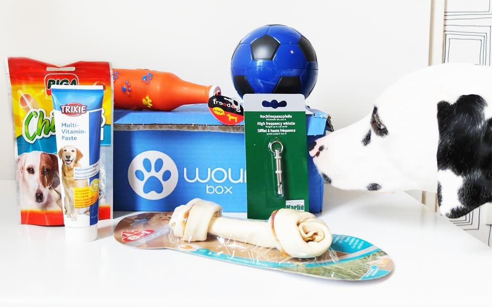 WoufBox - Septembre 2014