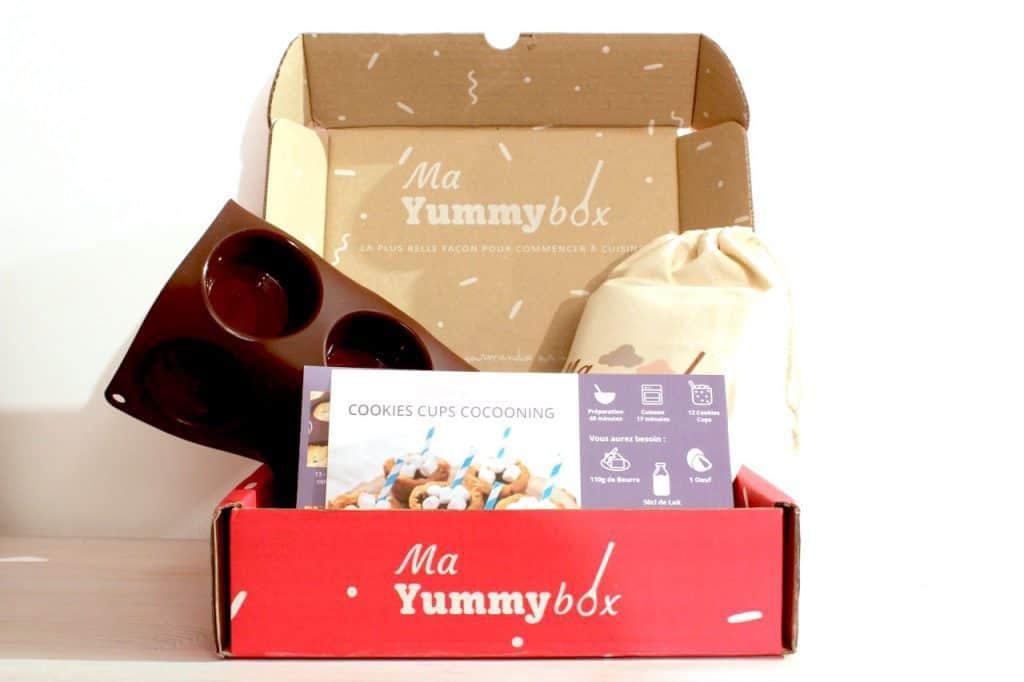 Ma Yummy Box – Novembre 2016