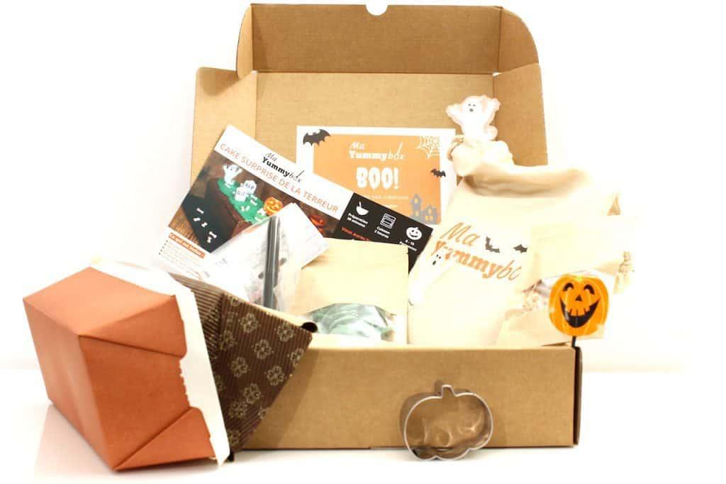 Ma Yummy Box – Octobre 2016