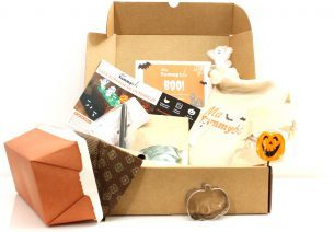 Ma Yummy Box – Octobre 2016