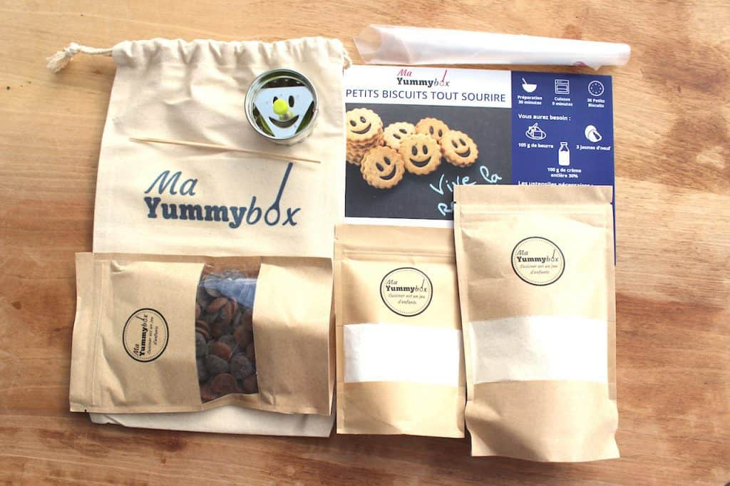 Ma Yummy Box – Septembre 2016