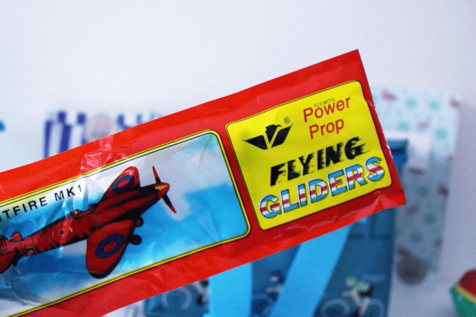 avion planeur polystyrène nostalgift