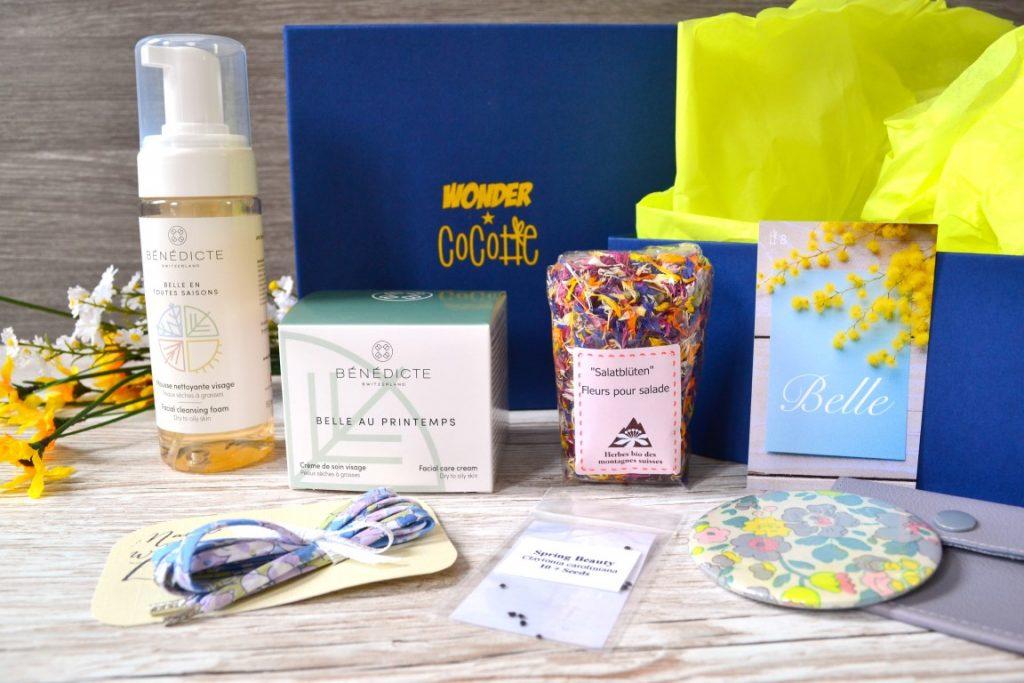 Wonder cocotte d 39 avril 2018 spring beauty la box du for Miroir de poche