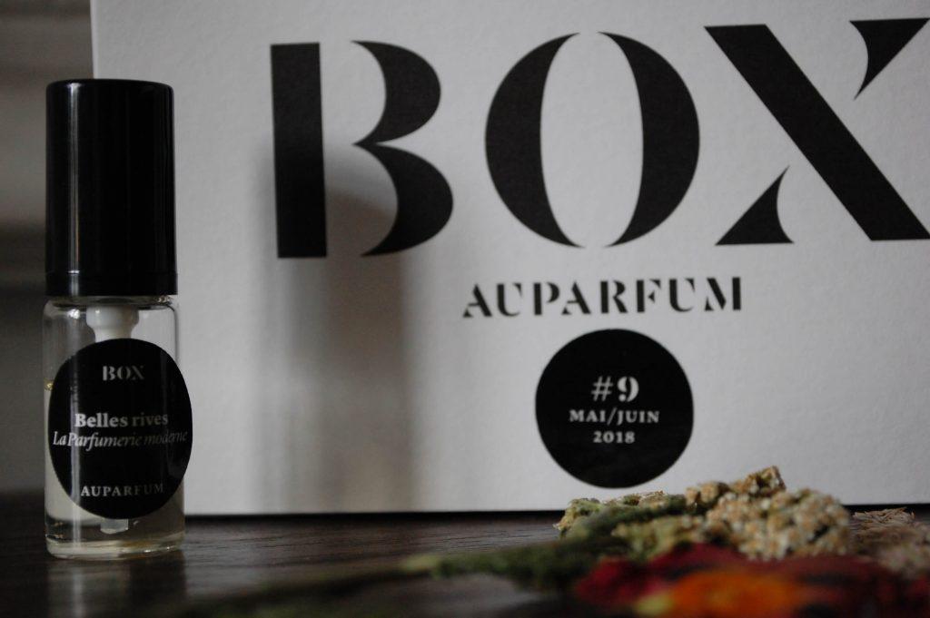 Au Parfum #9 - Mai Juin 2018