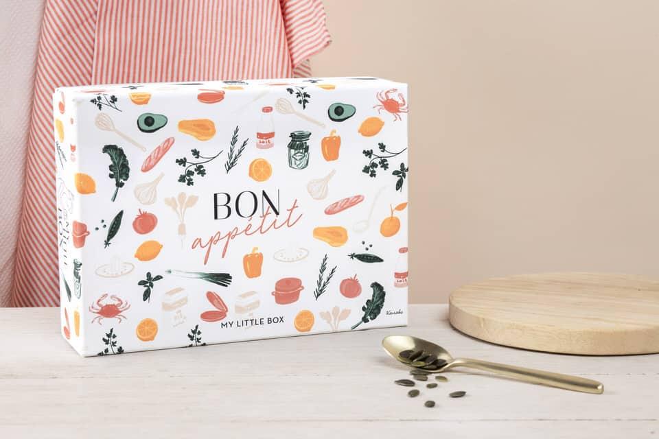 My Little Box : la box surprise à thèmes