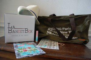 Bandit Box Juin 2018 Summer Time