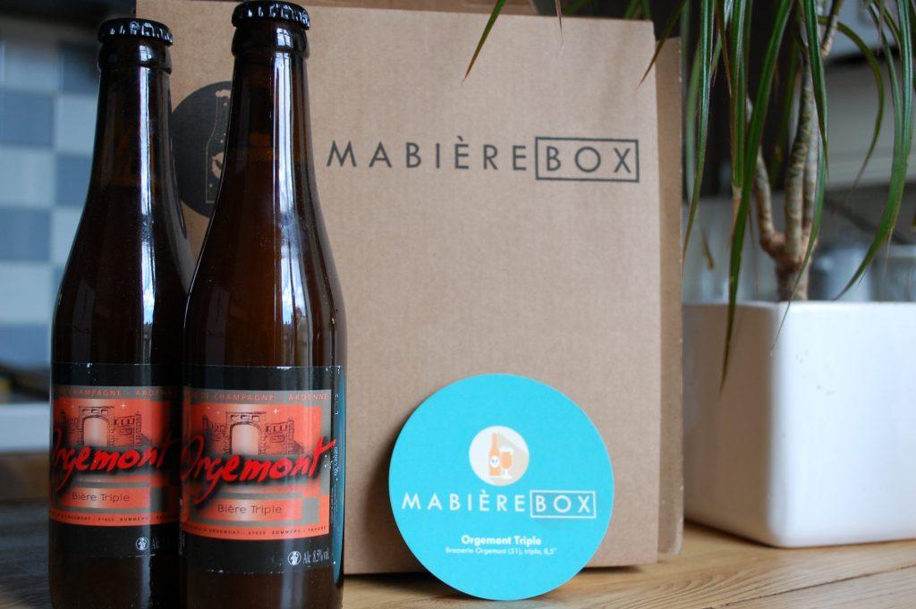 Ma Bière Box - Juin 2018