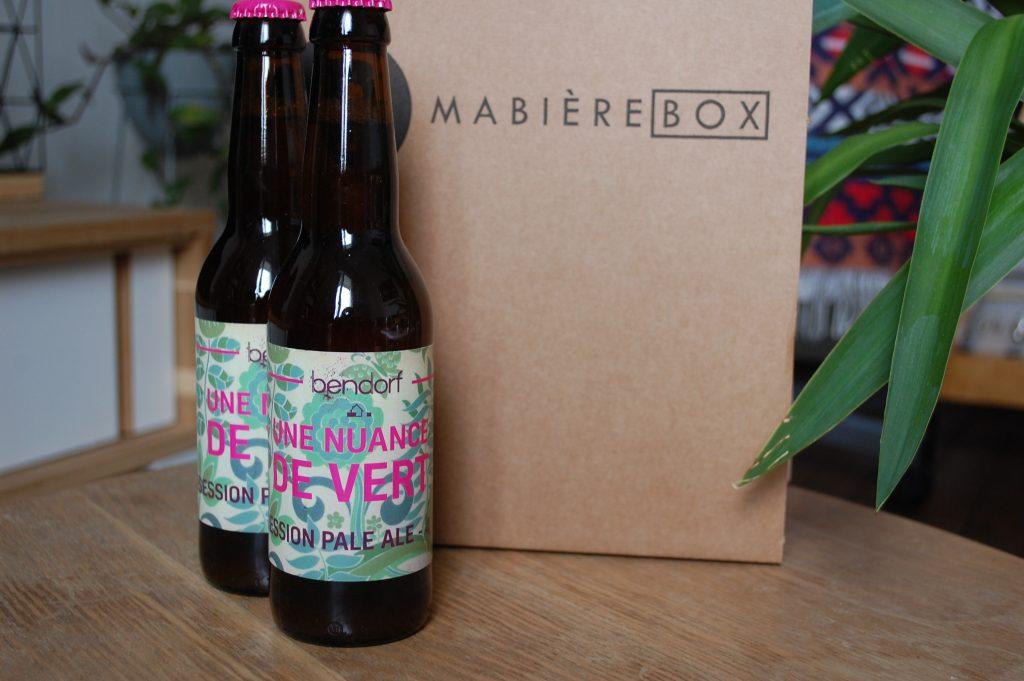 Ma Bière Box Aout 2018