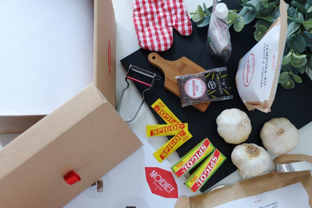 MoiChef box culinaire