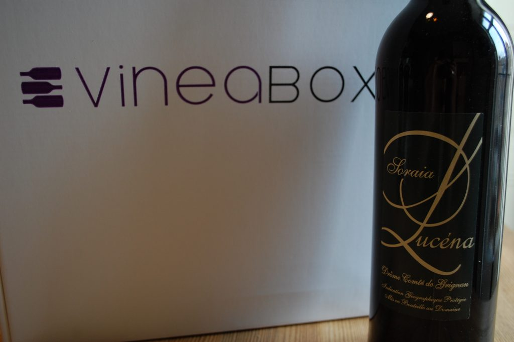 Vineabox Septembre 2018