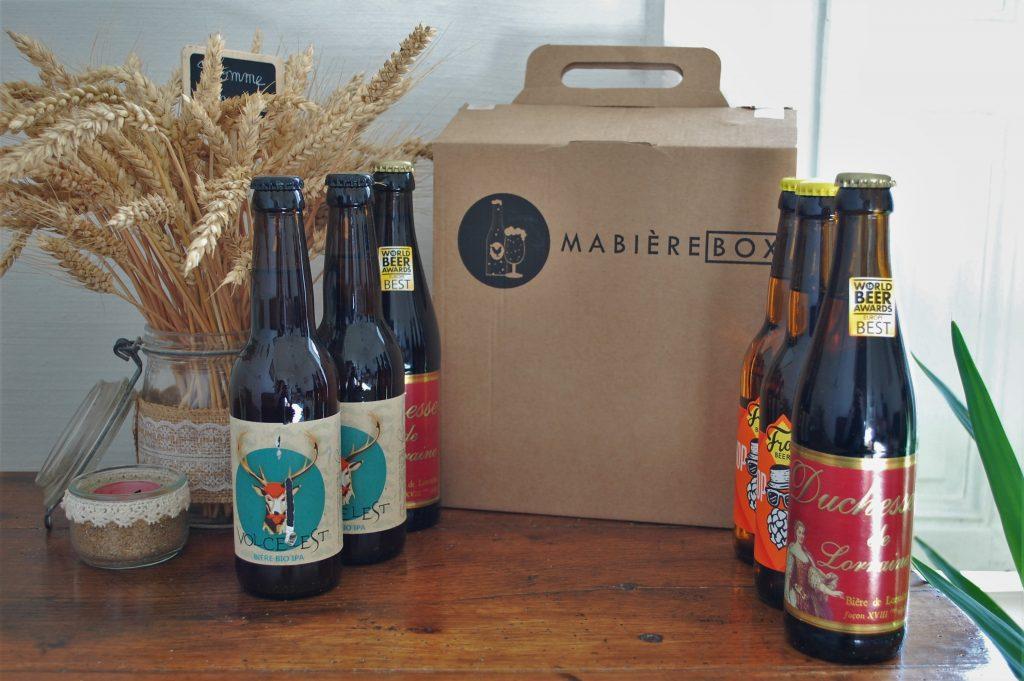 Bière Box Octobre 2018