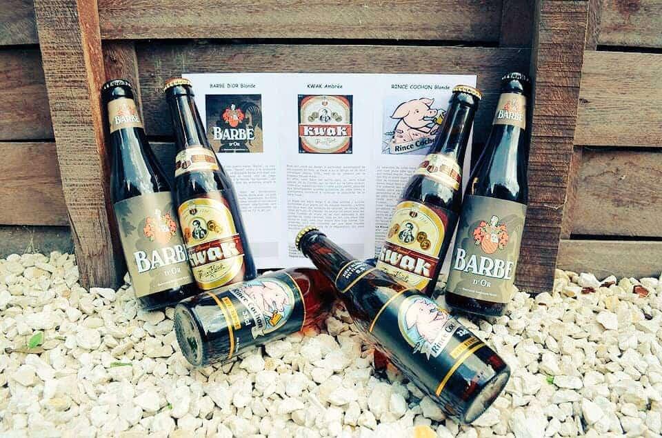 My Belgian Beer Box