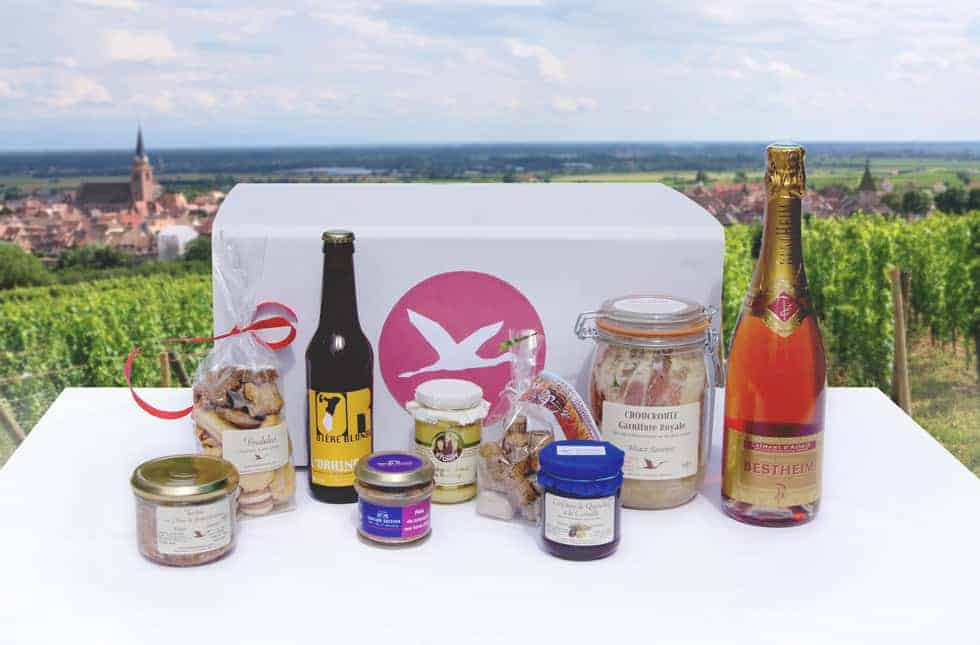 Box Alsace Saveurs