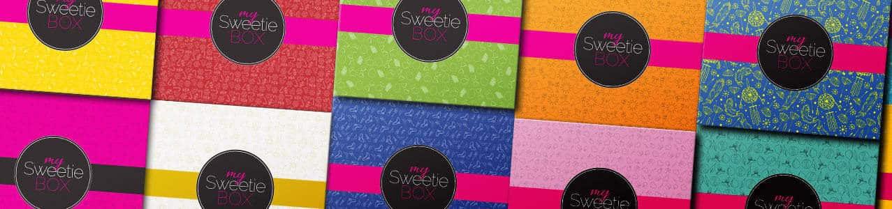 Les couleurs de Sweetie Box