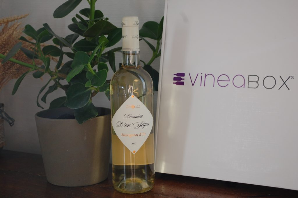 Vineabox de Janvier 2019