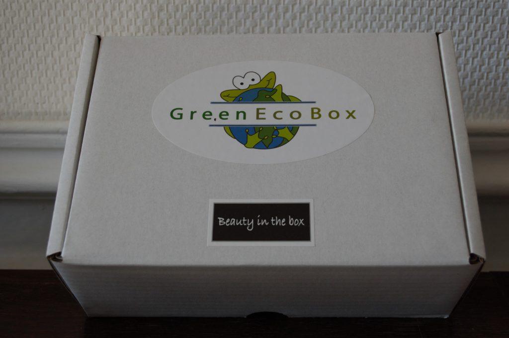 Green Eco Box – Beauty in the box de Février 2019