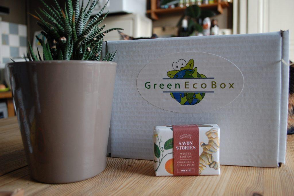Green Eco Box Beauty - Avril 2019