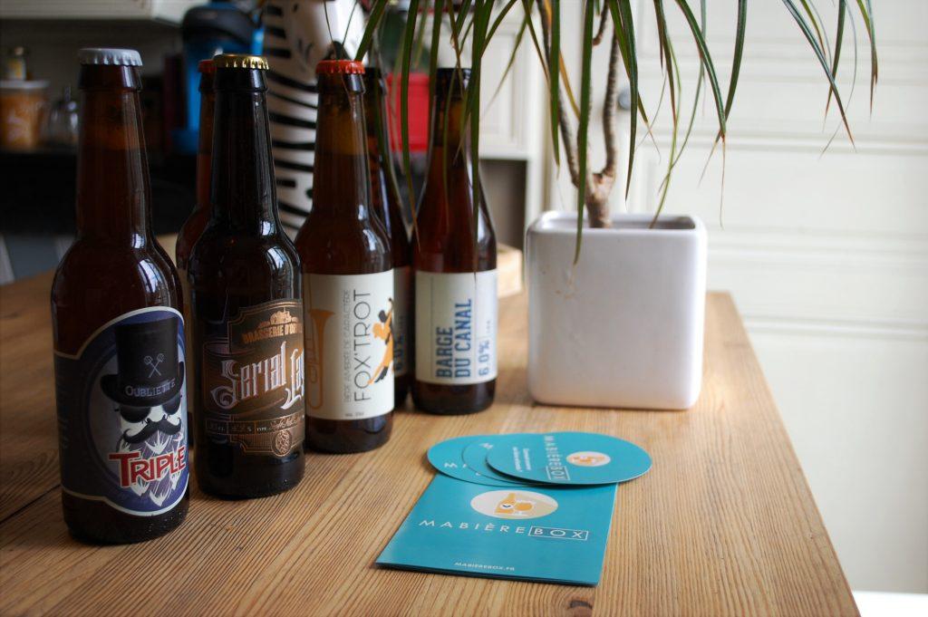 Ma Bière Box de Mai 2019