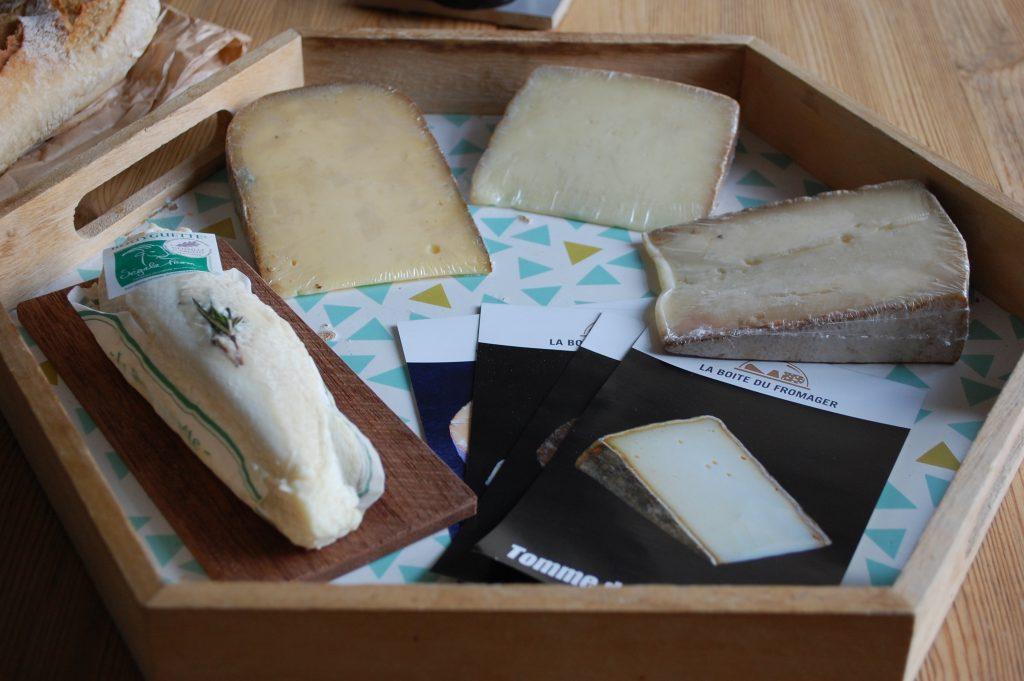 La Boite du fromager Juin 2019