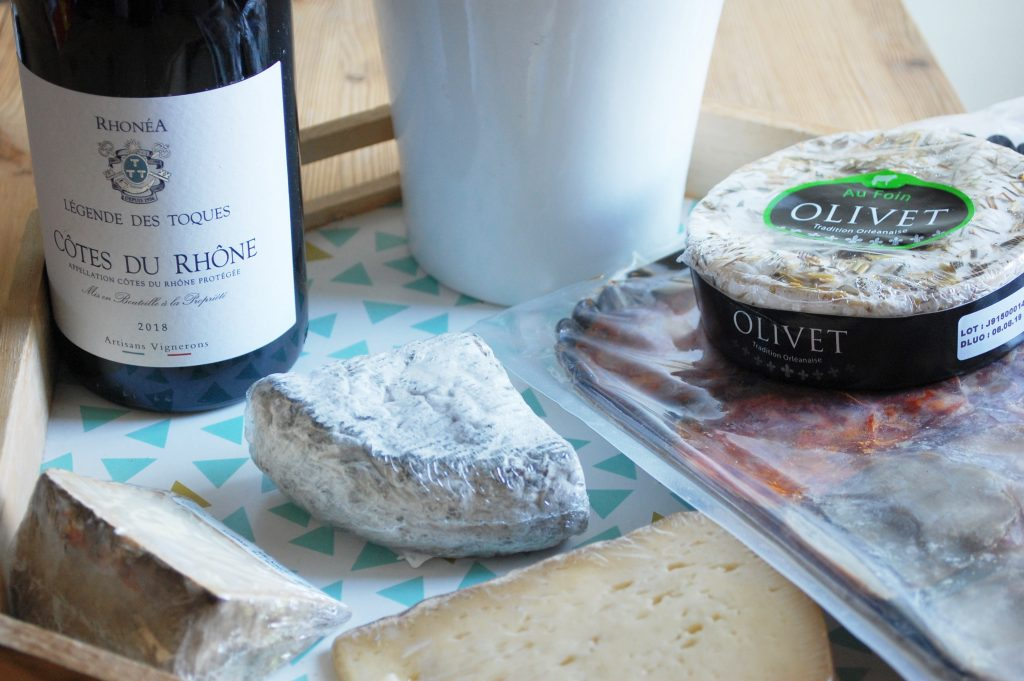 Tentation Fromage Juin 2019