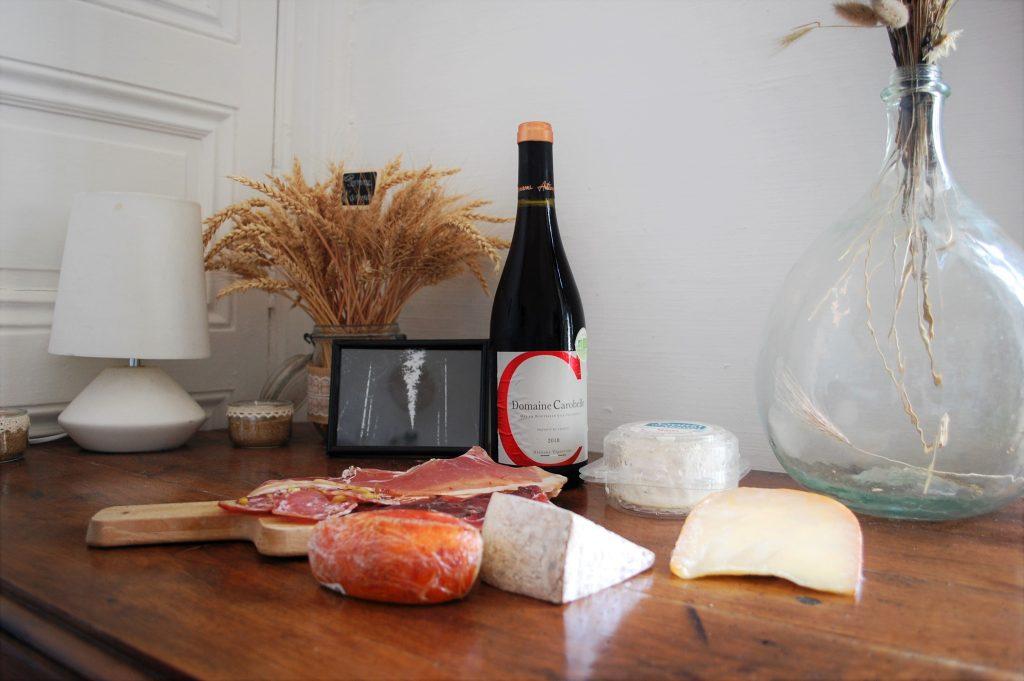 Tentation fromages de juillet 2019