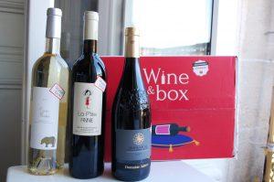 Wine & Box