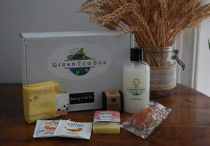 Green Eco Box d'aout septembre 2019