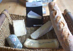 La boite du fromager de septembre 2019