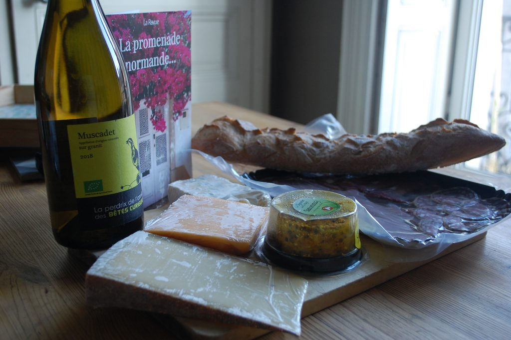 Tentation fromage d'Août 2019