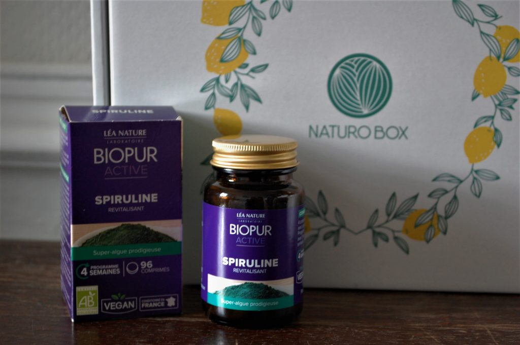 Naturobox de septembre-octobre 2019