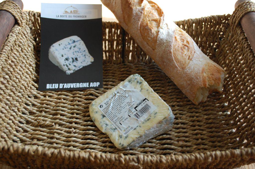 La boite du fromager de novembre 2019