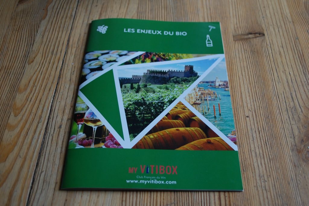 My Vitibox de novembre 2019