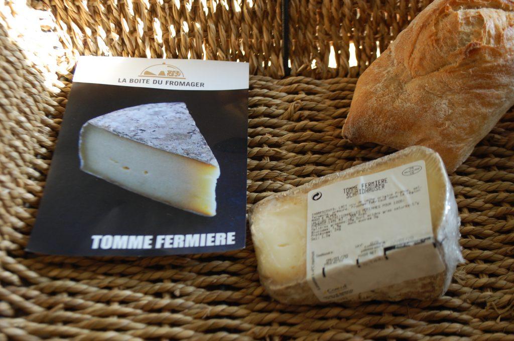 La Boite du fromager de janvier 2020